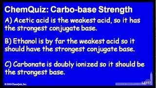 Carbo-base Strength  (Quiz)