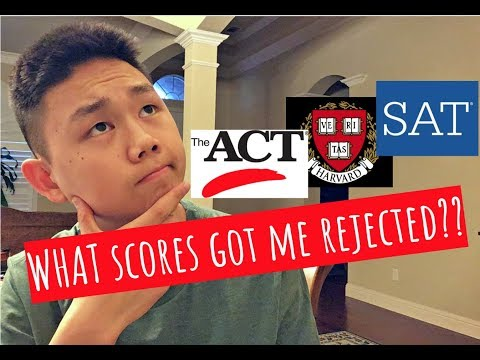 MY STATS AND SCORES // GPA, SAT & ACT,  and SAT Subject Tests