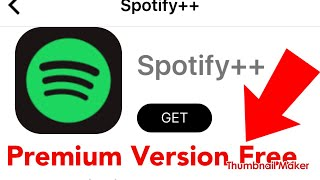 free download Spotify premium version for iOS and Android.