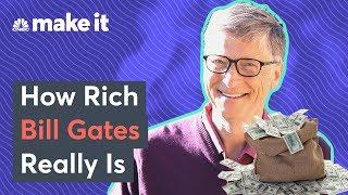 Neil DeGrasse Tyson Simplifies Bill Gates' Net Worth
