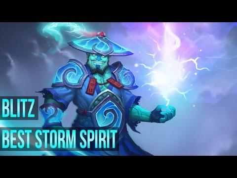 BEST STORM SPIRIT