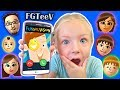 FUNnel Vision Family *OMG* They Answer!! Roblox Game (Skit)