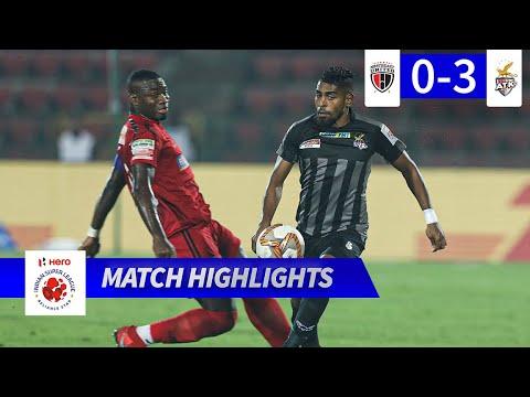 NorthEast United FC 0-3 ATK - Match 33 Highlights   Hero ISL 2019-20