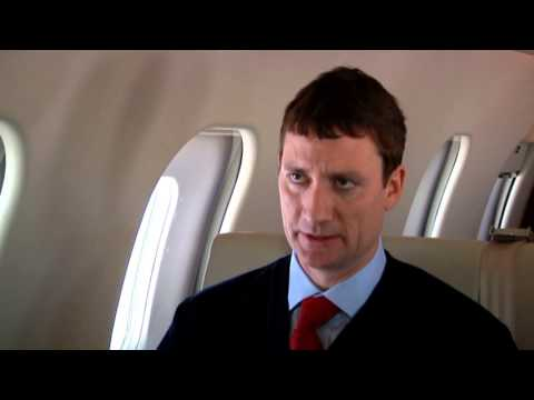 private - March 22 (Bloomberg) -- NetJets CEO Jordan Hansell discusses his company's business. He speaks with Bloomberg's Betty Liu. (Source: Bloomberg) -- Subscribe t...