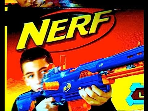 NERF Lovers ONLY watch this Nerf Christmas 2010 by Mike Mozart TheToyChannel