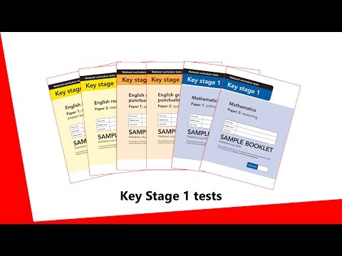 Key Stage 1 tests
