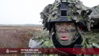 Bataljonsøvelse i Oksbøl 2015