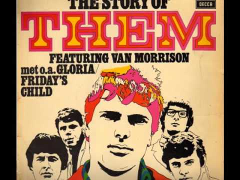 THEM - Friday's Child (Rare Stereo Version - 1967)