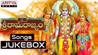 Sri Rama Rajyam Telugu Movie Full Songs - Jukebox