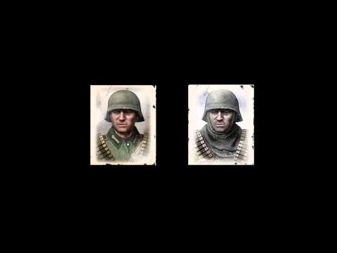 CoH 2: Ostheer - MG42 HMG Team Voice