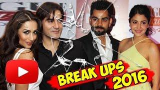 Shocking Bollywood Breakups & Divorces Of 2016 Video