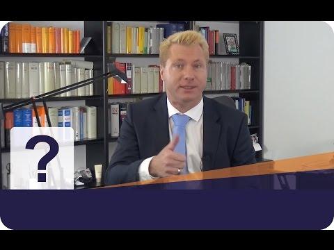 Scheidung - Die 3 größten Rechtsirrtümer