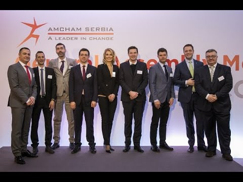 AmCham General Assembly Meeting and HERO Award 2018