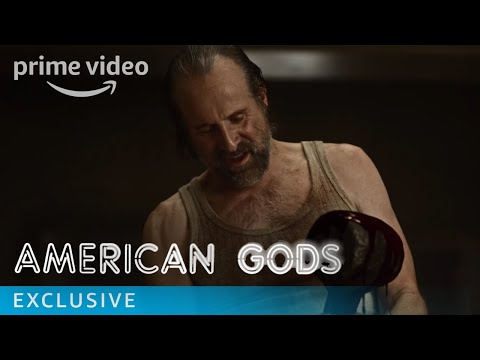 American Gods Episode 2 - Behind the Scenes   Prime Video