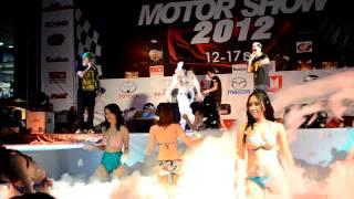โคโยตี้ MOTOR SHOW 2012 ตึกคอม ขอนแก่น Full HD 2