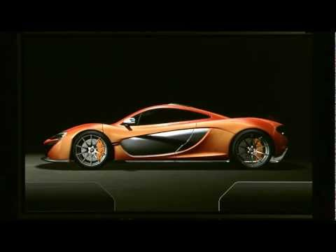 0 McLaren P1   Officially Unveiled