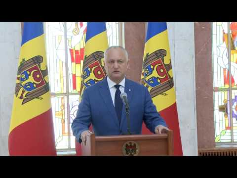 President of Moldova to brief on latest events in Parliament