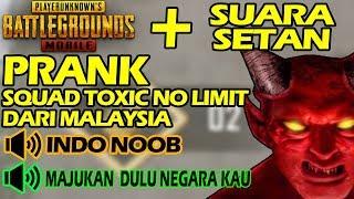 AKIBAT MENGHINA INDONESIA - PUBG MOBILE VOICE CHANGER PART #5