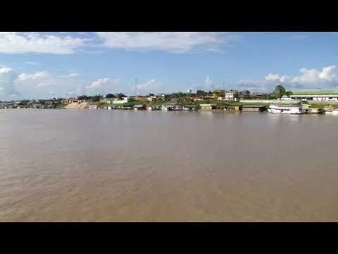 CHEGANDO EM CODAJÁS - AMAZÔNIA               MAH00132