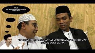 Video Sanjungan Cinta Ustat Abdul Somad kepada Buya Yahya MP3, 3GP, MP4, WEBM, AVI, FLV September 2019