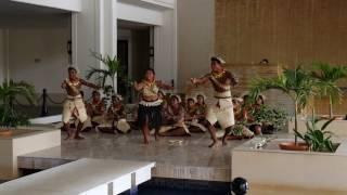 Kiribati Dancers performing to the delight of Guests and Visitors to the Sheraton Laguna Resort, Guam. Beautiful dancing moves by some beautiful Kiribati ...