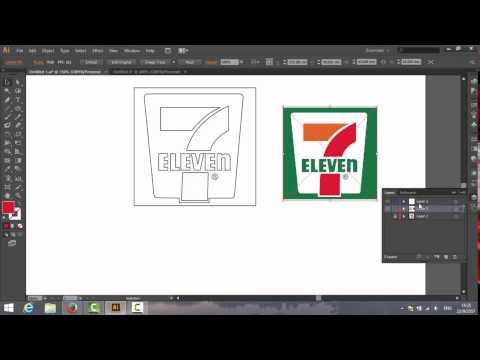 วีดิโอสอนวาดภาพด้วยปากกา Adobe Illustrator CS6