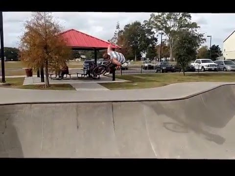 BREC Skatepark Session