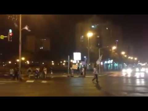הפגנות למען אזריה אלאור