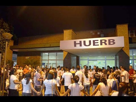 Fiéis de Sena Madureira  rezam pela saúde de padre Paolino em Rio Branco