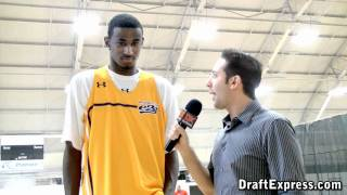 DeAndre Daniels - DraftExpress - 2010 Boost Mobile Elite 24