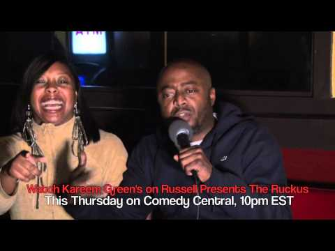 Donnell Rawlings AKA Ashy Larry S/O Kareem Green (FUNNY) - Another Sketch Comedy Show