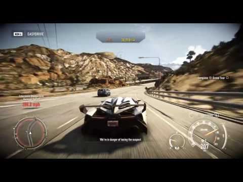 Need for Speed Rivals Gameplay : Lamborghini Veneno