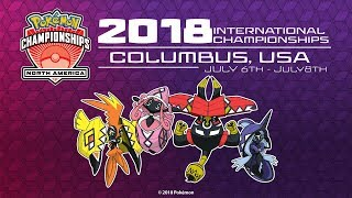 2018 Pokémon North America International Championships - Main Stage Day 2 by The Official Pokémon Channel