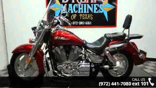 2. 2008 Honda VTX 1300 Tourer  - Dream Machines of Texas - F...