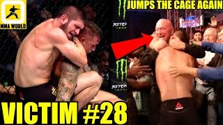 MMA Community Reacts to the Complete DOMINATION by Khabib over Dustin Poirier,UFC 242 results