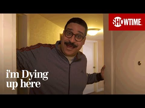 Erik Griffin: Life of a Stand-Up Comedian | I'm Dying Up Here | SHOWTIME