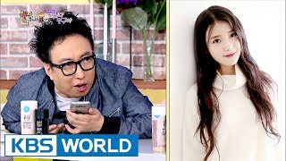 Video Park Myung-soo randomly calls IU and tells her to come! [Happy Together / 2017.06.01] MP3, 3GP, MP4, WEBM, AVI, FLV April 2019