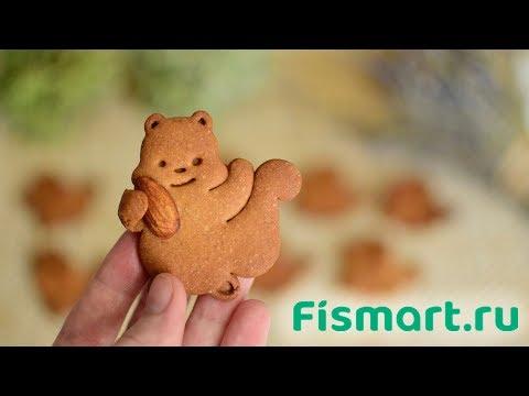 Рецепт вкусного Печенья от Fismart