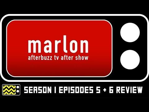 Marlon Season 1 Episodes 5 & 6 Review w/ Tara Shayne | AfterBuzz TV