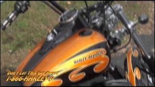 4. Pre-Owned Harleys for Sale 2009 Custom Paint Softail® Night Train® Harley Davidson 038573