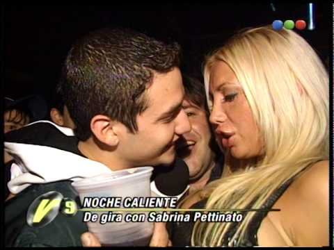 Sabrina Petinato, Piropos - Versus