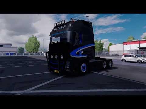 Volvo FH Trans + Trailer v1.0