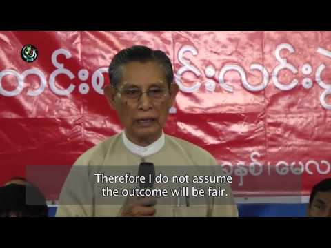 No fair election under current Constitution: NLD