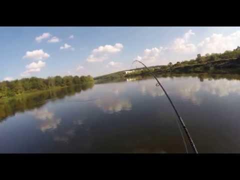 рыбалка на клязьме в щелково видео