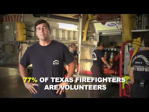 Become a Volunteer Firefighter PSA