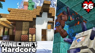 Minecraft 1.16 hardcore let's play : Weaponsmith and OCEAN MONUMENT Adventure