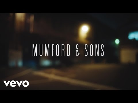 Mumford & Sons - Believe (Official Audio) (видео)