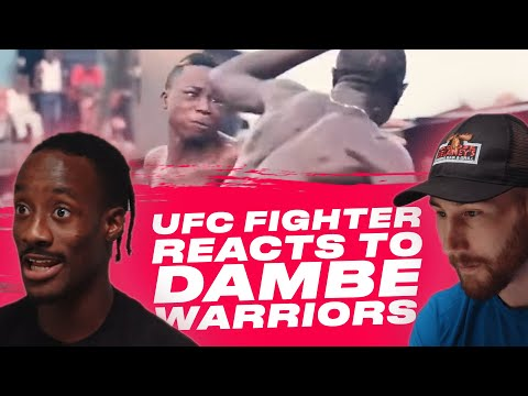 UFC Fighter Reacts to Dambe Warriors