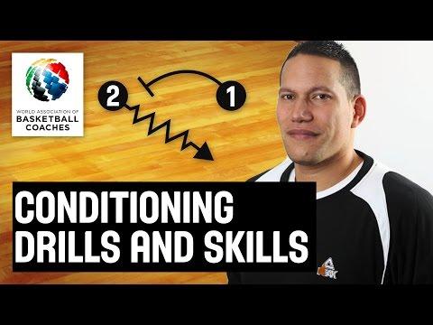 Conditioning Drills and Skills - Kennedy Hamilton - Basketball Fundamentals