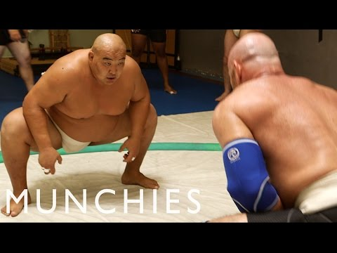 The 10,000 Calorie Sumo Wrestler Diet